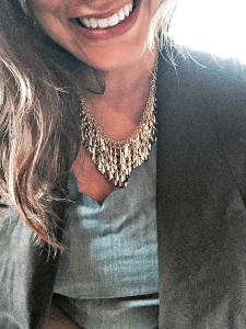 Chainmail Necklace from Stitch Fix
