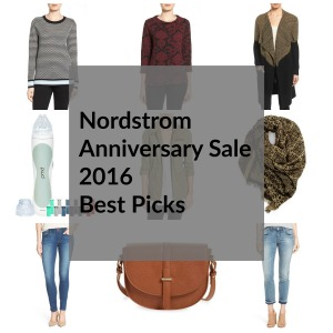 BEST picks from the Nordstrom Anniversary Sale…get them NOW!