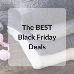 the BEST black Friday deals!